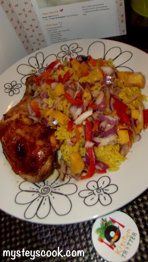 poulet jerk 2